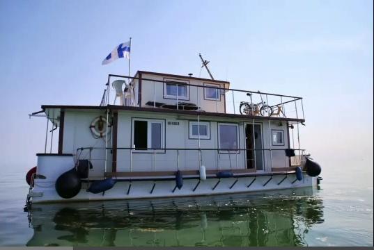 Mit Hausboot Brixholm über die Ostsee nach Schweden I + II - YouTube.clipular