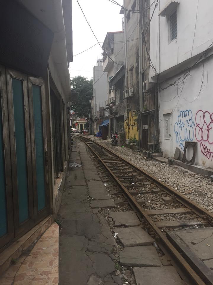 guide to hanois train street