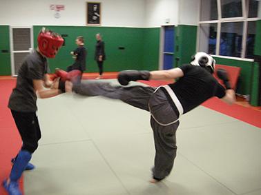 entrainement de kung fu shaolin à Bordeaux Bastde