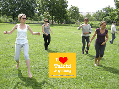 I love Taichi & Qi Gong