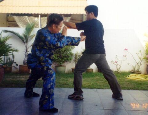 Wing Choon Kungfu