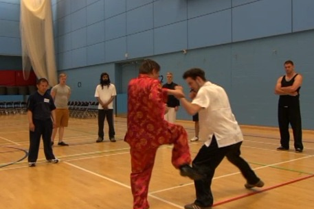 Shaolin arts