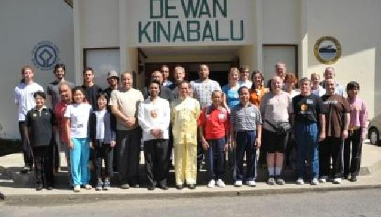 Sabah Intensive Chi Kung Course