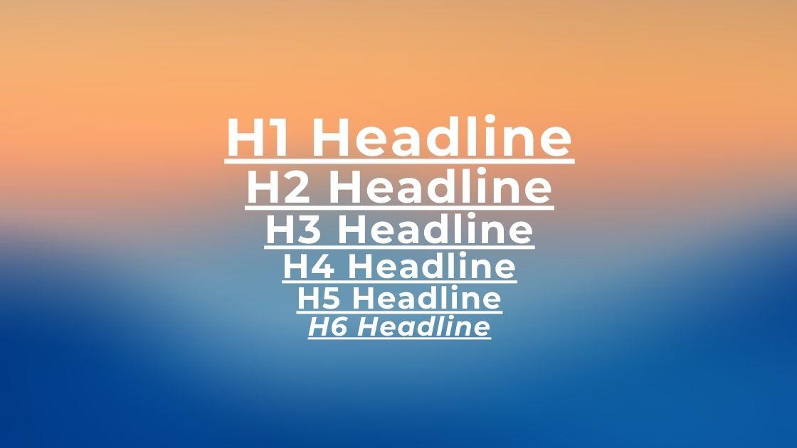 Шаблон: типографика статьи для блога. Заголовок H1 H2 H3 H4 H5 H6 Цитата абзац 1