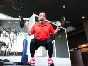 シュワルツ浅井、トレーニング