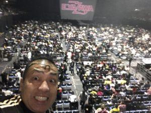 シュワルツ浅井、矢沢永吉コンサート