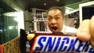 シュワルツ浅井、甘いものは中毒性が強いんです!