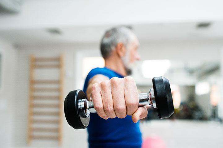 年齢制限なし!筋トレで若返り!