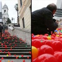 graziano cecchini has rome by the balls.
