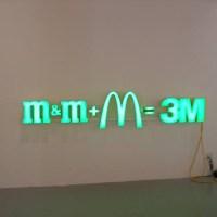 nic hess: m&m+M=3M.