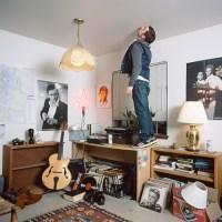 fred muram: kissing the ceiling.