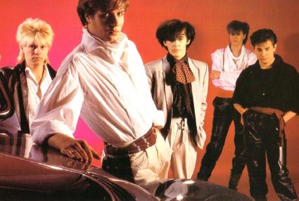 Duran Duran,pop,New Romantics, Birmingham