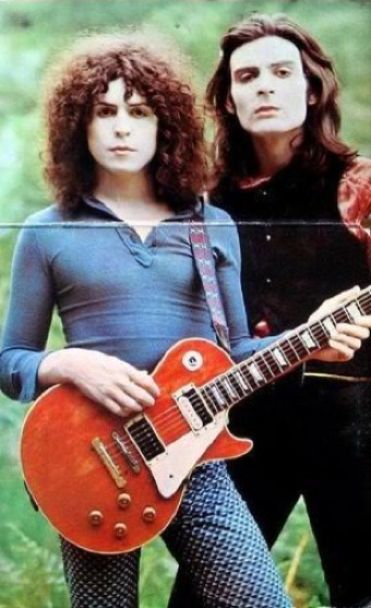Marc Bolan  Shapers of the 80s