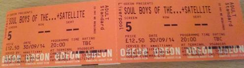 Spandau Ballet, Soul Boys of the Western World,