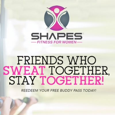 shapes fitness flower mound