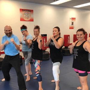 Shape Up Kickboxing