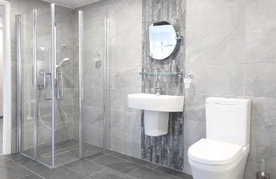 Level Access Showers and Wetrooms  Shape Adaptations