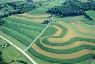 CONTOUR PLOUGHING