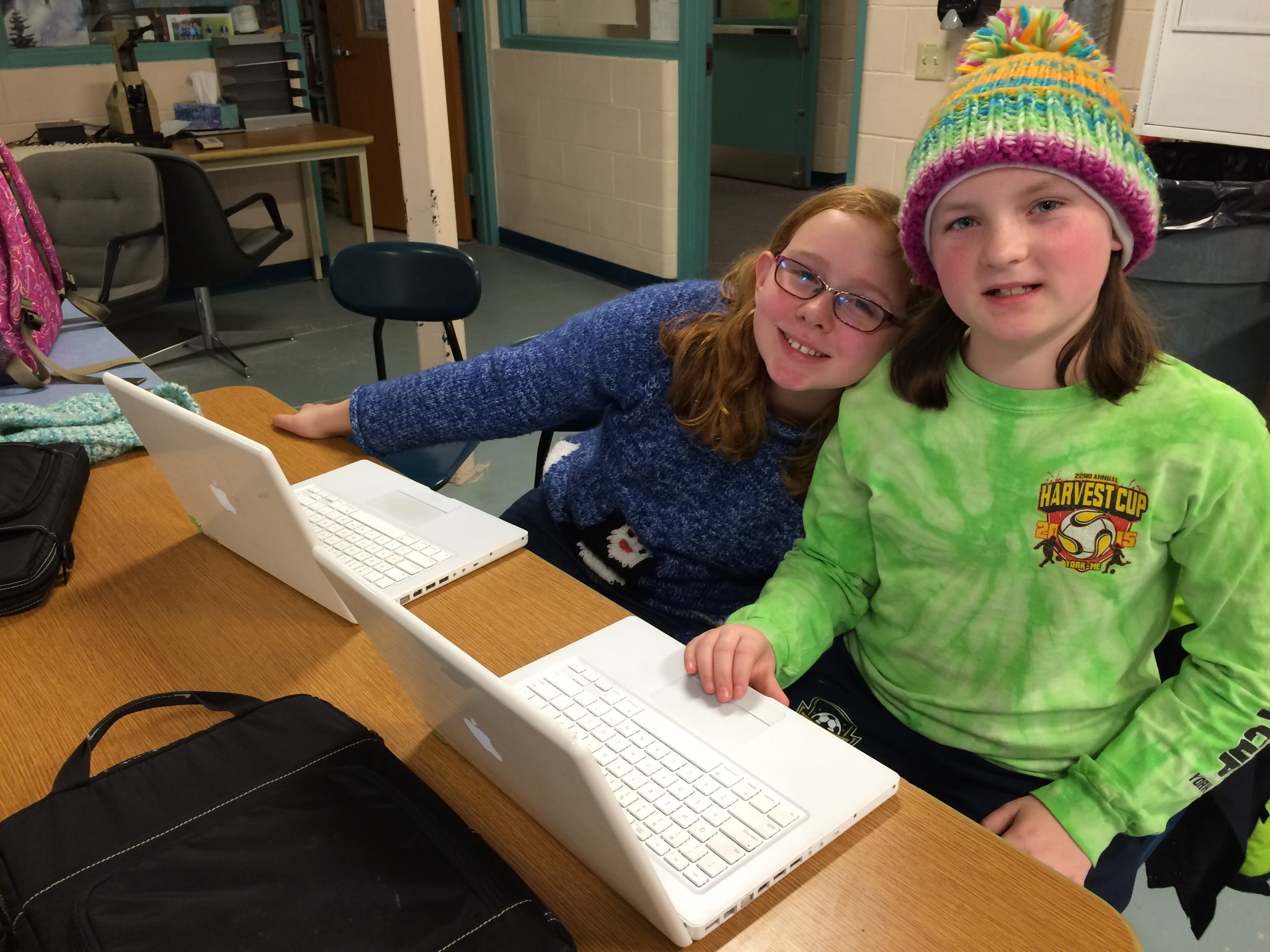 Shapleigh Takes Part In Computer Science Education Week