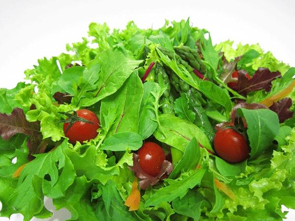 ベビーリーフの栄養・効能。種類が豊富でサラダに便利