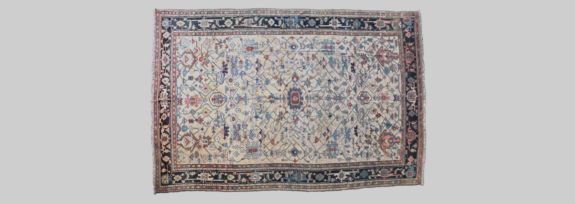 Antique and Vintage  Persian  Rugs |  Sharafi & Co