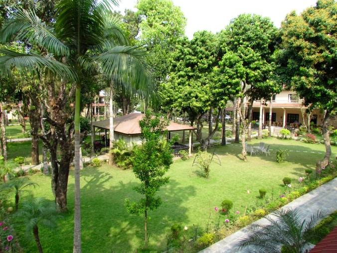 Hotel Parkland, Chitwan