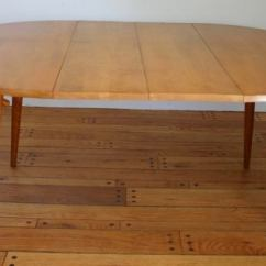 Art Deco Style Club Chairs Thomas Table And Uk Russel Wright Conant Ball With 6 At 1stdibs