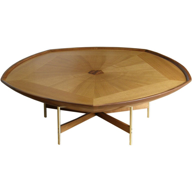 Baker Coffee Table At 1stdibs