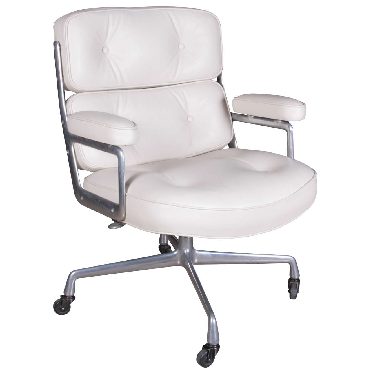Charles Eames Time Life Chair at 1stdibs