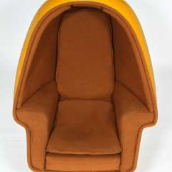 Egg Chair Pod Home Depot Lawn 1970 Vintage Lee West Alpha Chamber Stereo