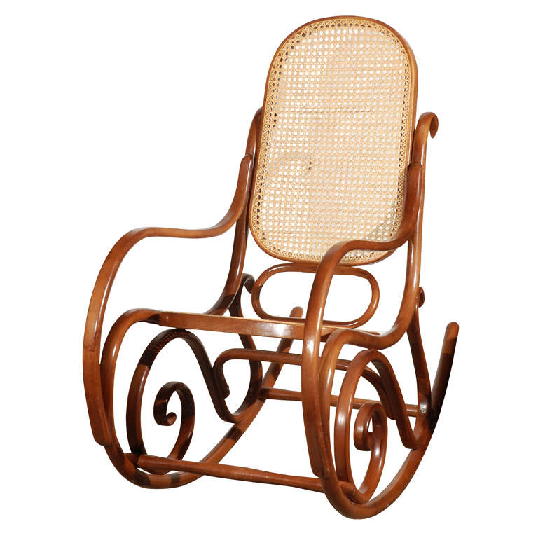 Thonet Bentwood Rocking Chair