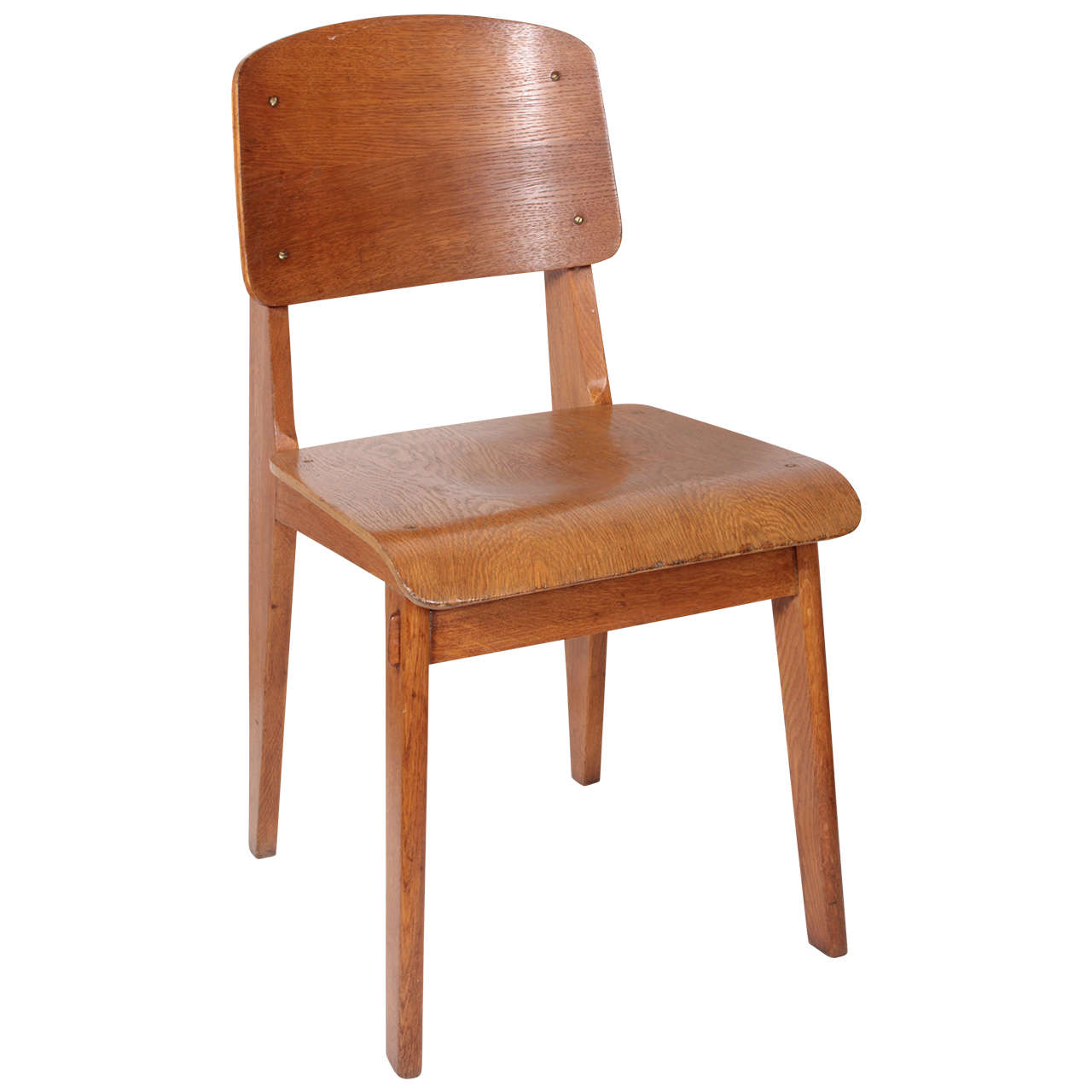 prouve standard chair ikea markus review jean circa 1940 at 1stdibs