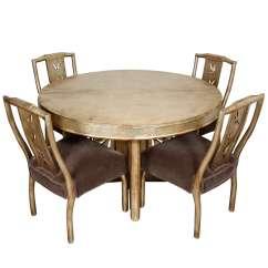 Big Bamboo Circle Chair White French X Jpg