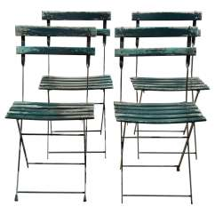Green French Bistro Chairs Folding Chair Toddler X Jpg