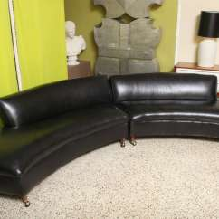 Glam Sofa Set Diwan Price 50 39s Sexy Leather Sectional At 1stdibs