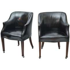 Leather Chairs Of Bath London Purple Dining Chair Cushions Pair 1940s Upholstered From