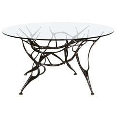 Sculpted Bronze Coffee Table by Igor Ustinov, 2013 at 1stdibs