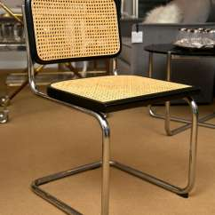 Marcel Breuer Cesca Chair With Armrests Vintage Styles Chairs By At 1stdibs
