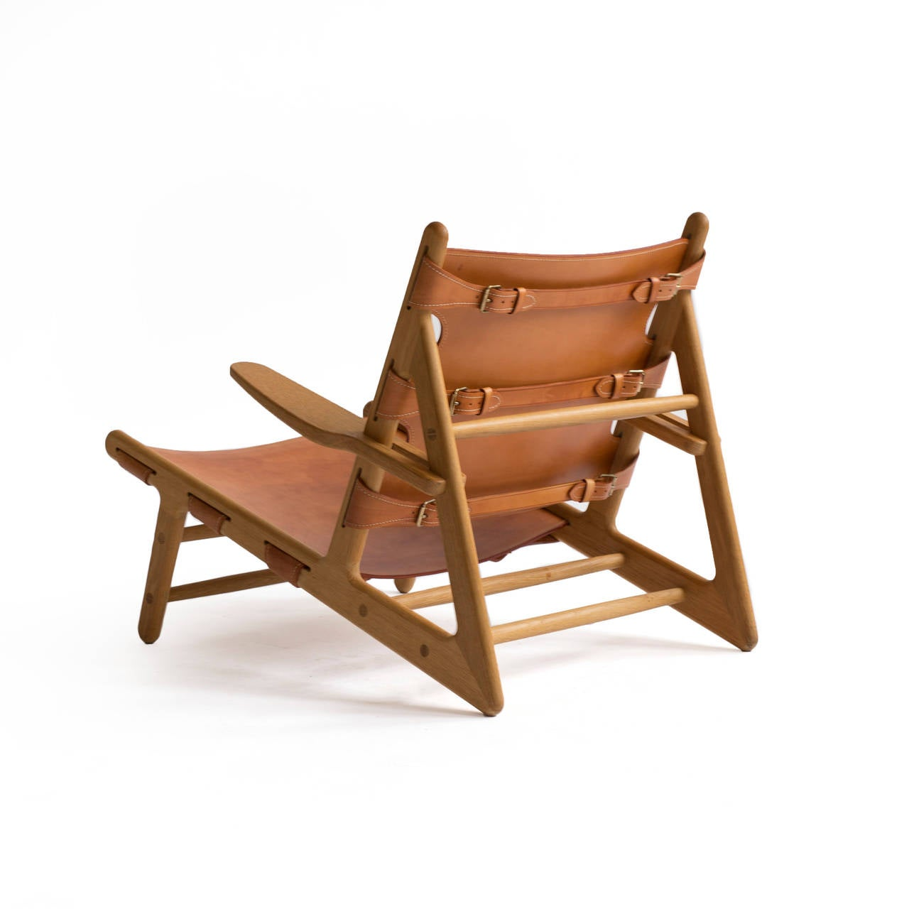 hunting seats and chairs swivel chair on hardwood floor børge mogensen 39hunting 39 at 1stdibs
