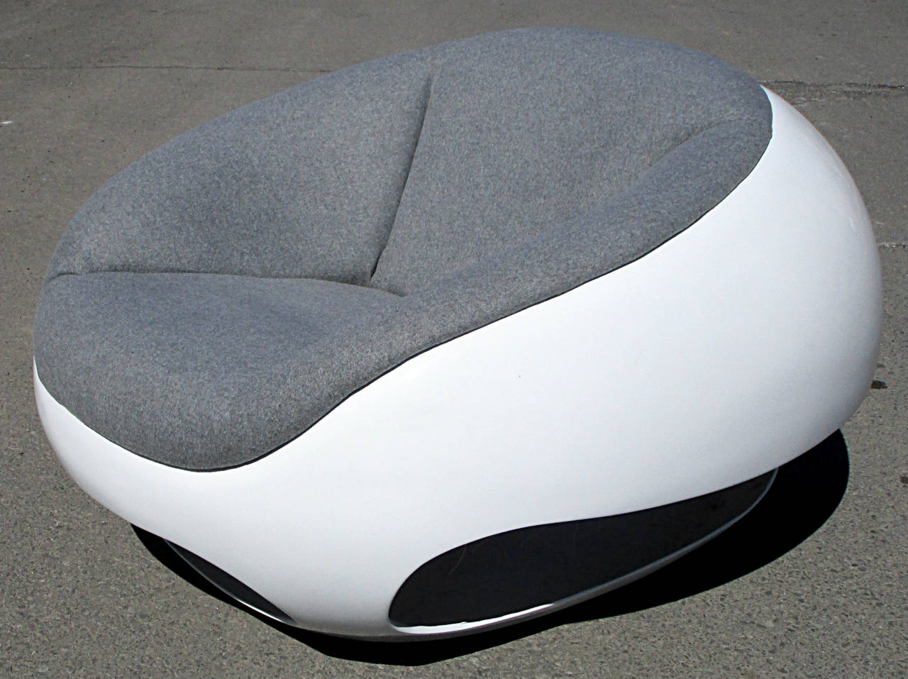 Pod Chairs Pod Chair By Mario Sabot At 1stdibs