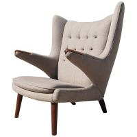 Papa Bear Chair by Hans Wegner at 1stdibs