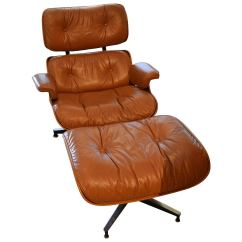 Herman Miller Chairs Vintage Chair Covers With Attached Sash Eames Lounge And Ottoman By At