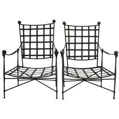 Antique and Vintage Lounge Chairs at 1stdibs