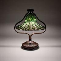 Tiffany Studios Lotus Bell Lamp at 1stdibs