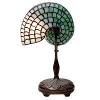 Tiffany Studios Leaded Glass Nautilus Desk Lamp at 1stdibs