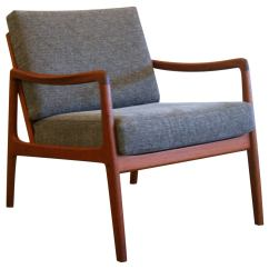 Teak Folding Chairs Canada Cool For Kids Vintage Danish Lounge Chair Pair Available At 1stdibs