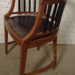 Unique Office Chair Wing Chairs On Sale Vintage Round Back Spindle At 1stdibs