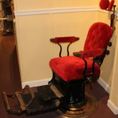 Vintage Dentist Chair Parson Chairs Overstock Ritter Imperial Columbia Dental Or Circa