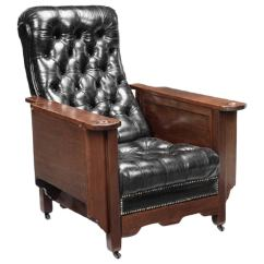 Reclining Gaming Chair Hon Office Chairs Early 20th Century Mahogany 39glenister 39s Patent 39