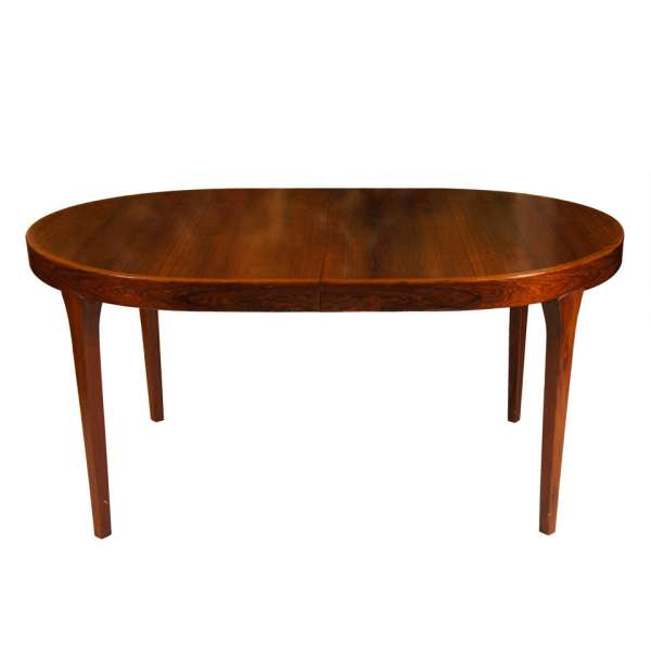 Modern Oval Dining Table